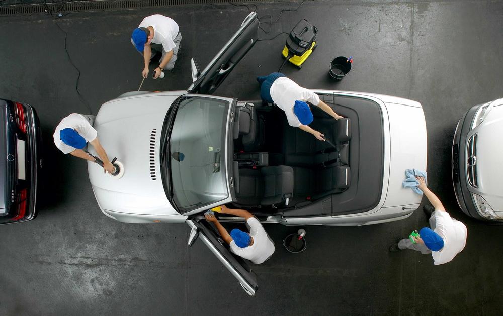 Предпродажная подготовка автомобиля в Люберцах